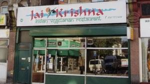 Jai Krishna restaurant in Finsbury Park