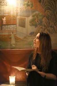 Eloise in ECC, Chinatown - picture by Jessy Boon Cowler