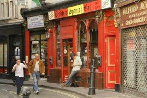bradleys spanish bar