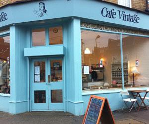 Cafe Vintage, Mountgrove Road
