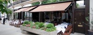 Julie's Restaurant, Holland Park