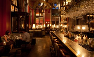 The Bar at the Gilbert Scott
