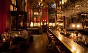 The Bar at the Gilbert Scott